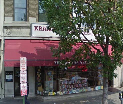 Kramer bookstore