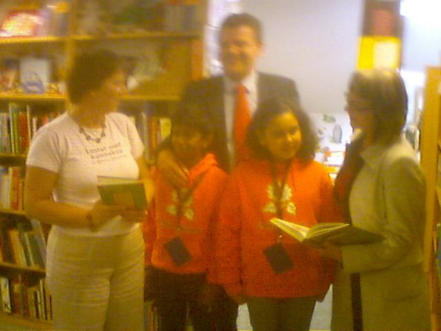 Nytt program for skolebibliotekutvikling